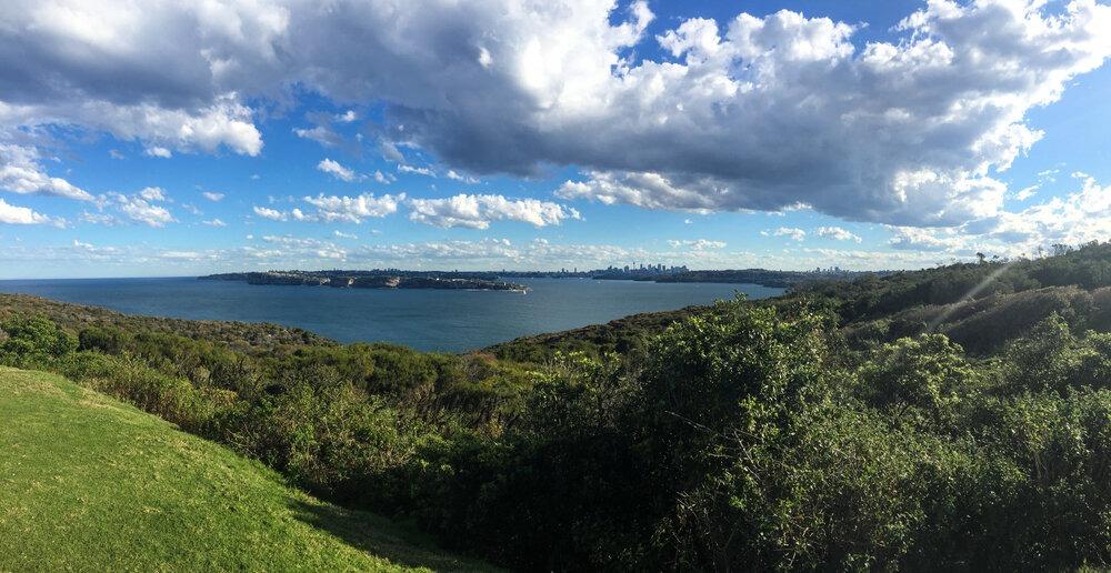 Sydney Harbor. | Photo: Jonathan and Roseann Hanson