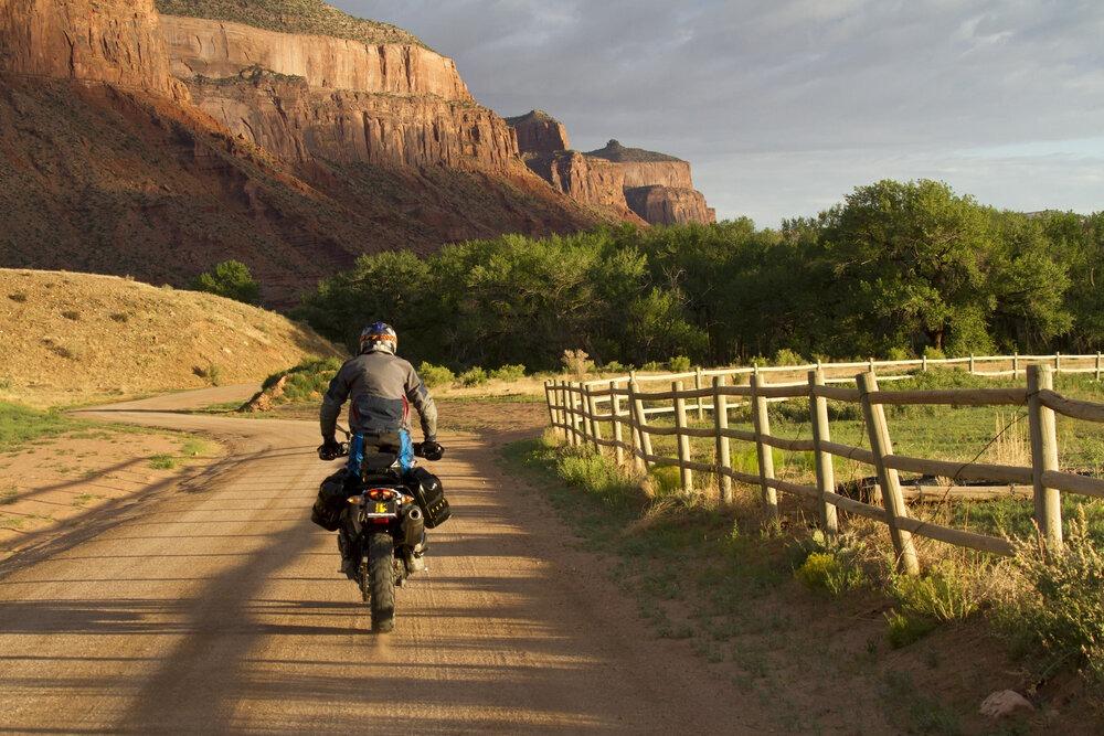 Photo: Wolfman Motorcycle Luggage