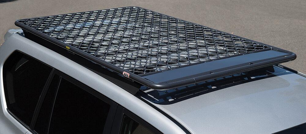 ARB 4X4 Accessories Flat Roof Rack