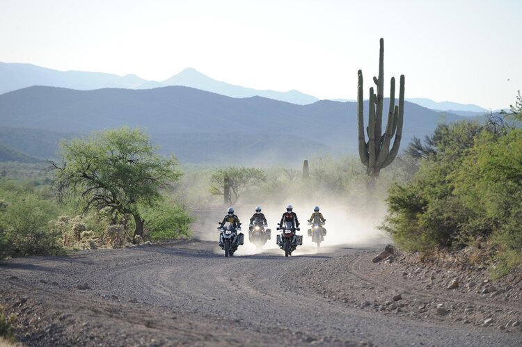 Arizona BDR – Image:    Backcountry Discovery Routes