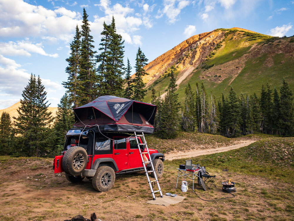 Virtual Fall Campgrounds Photo By Donald Sudy @NomadMDOnline