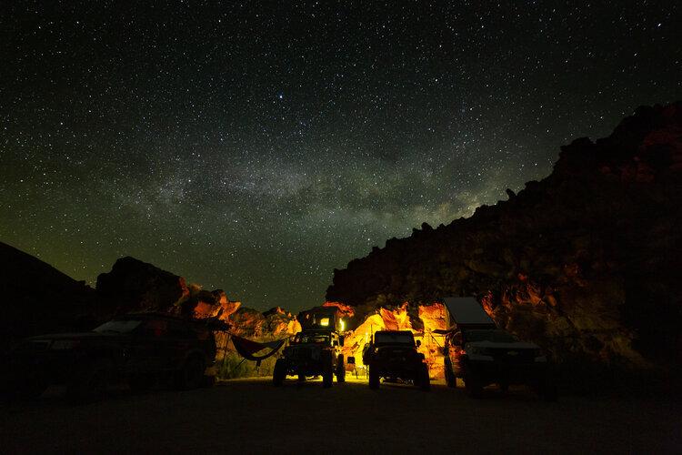 Mojave Road – Photo credit: Jarrod Simonetto @jrsimonetto
