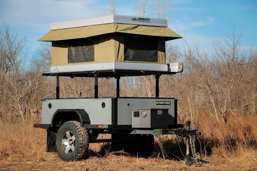 Bundutec USA — Bundu Top King Roof Top Tent