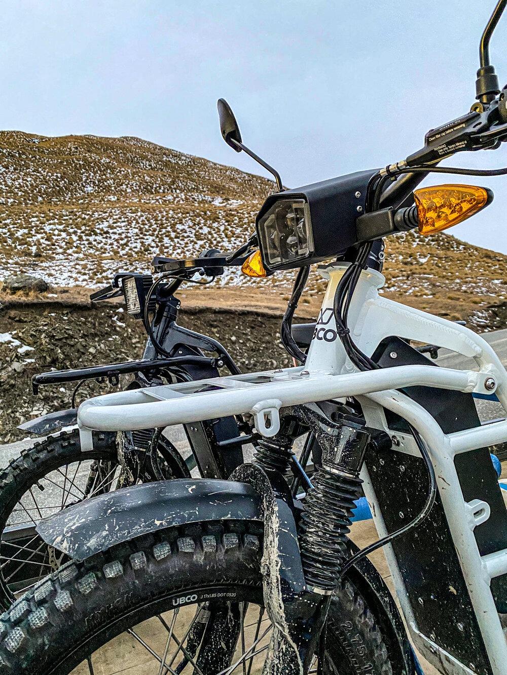 Photo: UBCO Bikes US