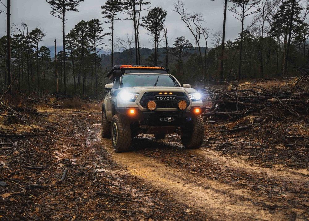 Photo: Backwoods Adventure Mods