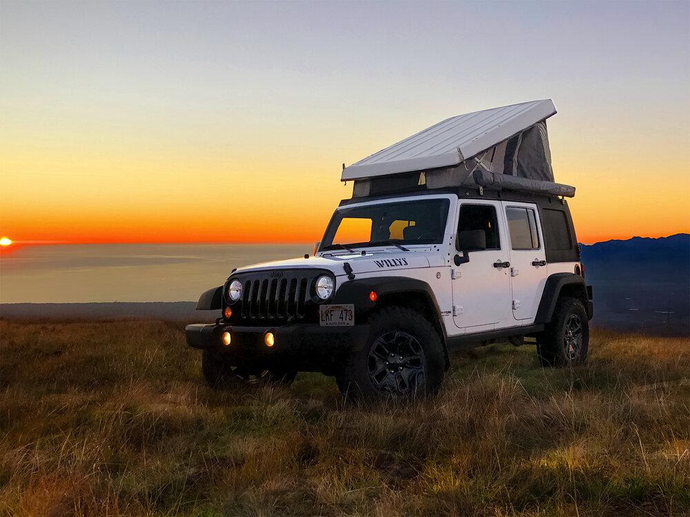 Image:  Maui Camper Escapes