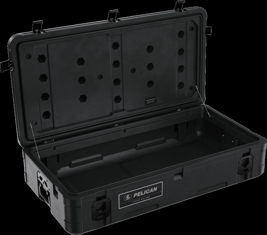 Open Pelican BX140 Cargo Case.