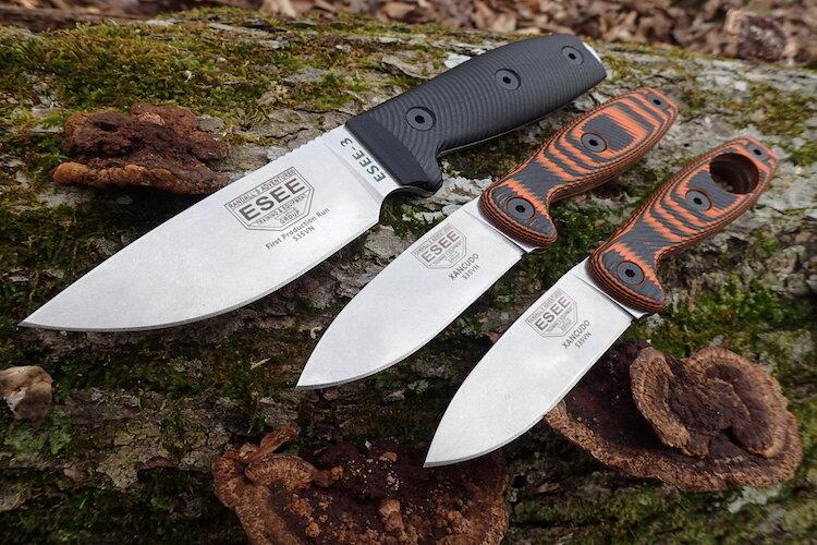 Photo:    ESEE Knives