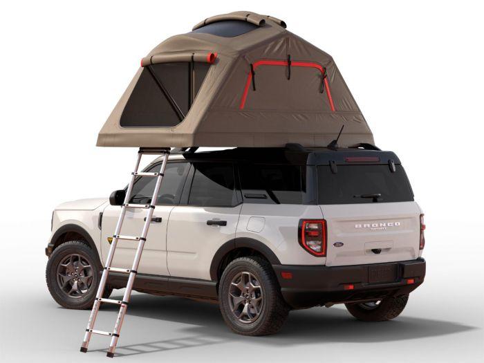 RTT on a Ford Bronco