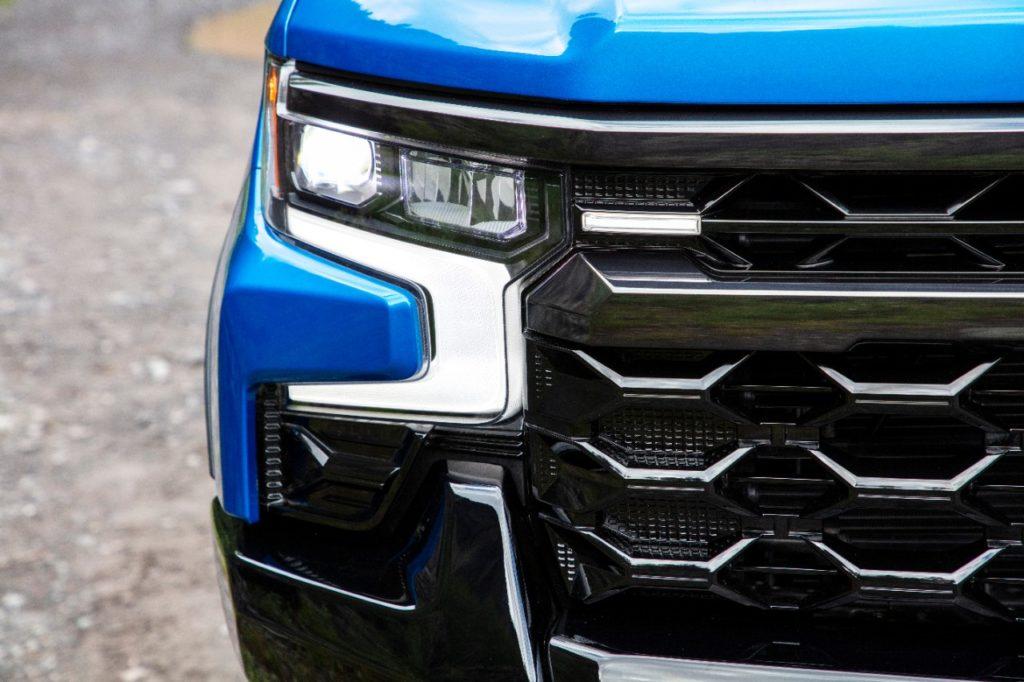 2022 Chevrolet ZR2 Silverado